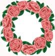rose garland