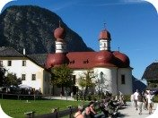 konigssee, berchtesgaden, saint bartholomae