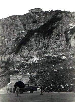 hitlers eagles nest, 1945