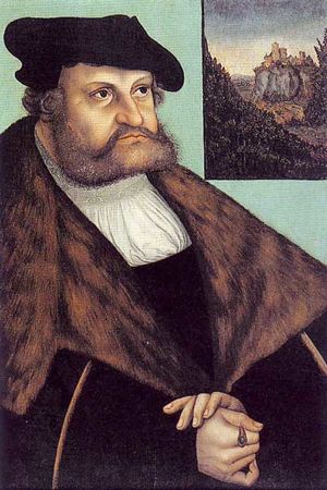 frederick the wise, saxony