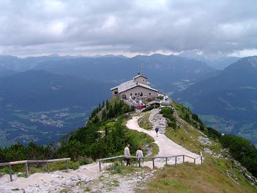 hitlers eagles nest, germany, kehlsteinhaus