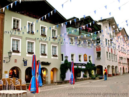 street in berchtesgaden