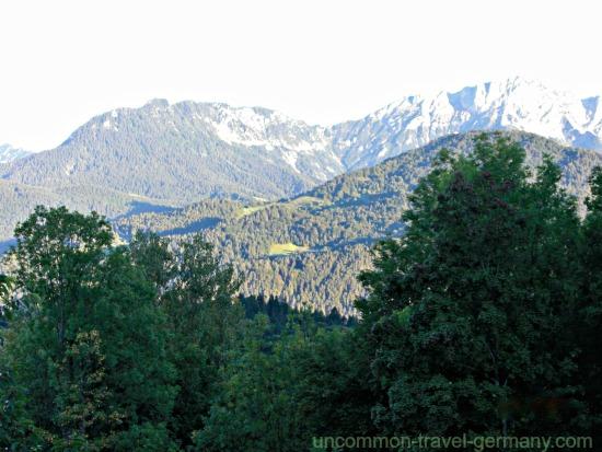 untersberg mountain, obersalzberg