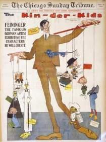 lyonel feininger, the kin-der-kids