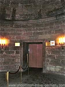 eagles nest germany, elevator doors