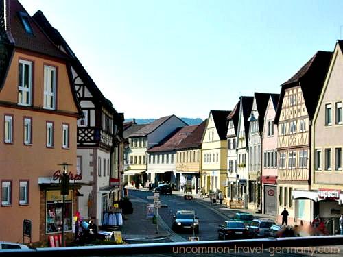 hammelburg, main street