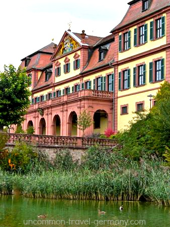 red palace, hammelburg