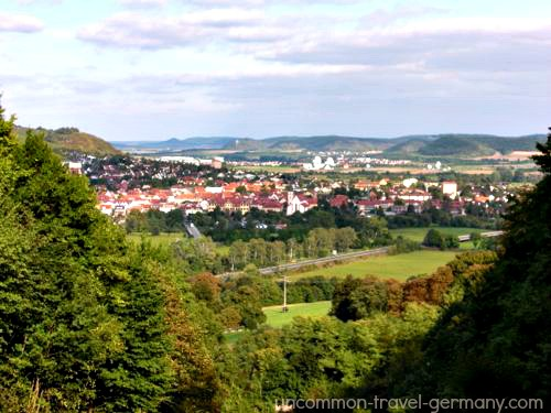 view of hammelburg, germany