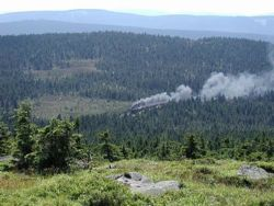 harz steam train, brocken