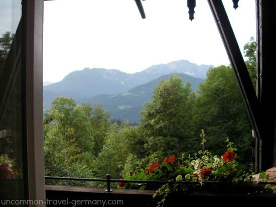 view of untersberg, hotel zum turken