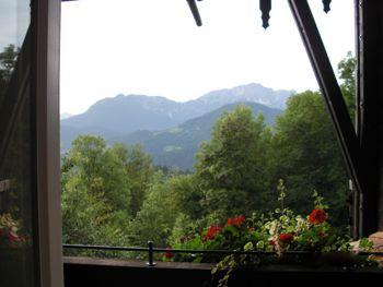 hotel zum turken balcony view