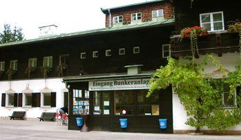 hotel zum turken bunker, obersalzberg