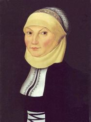 katharina von bora, martin luther biography