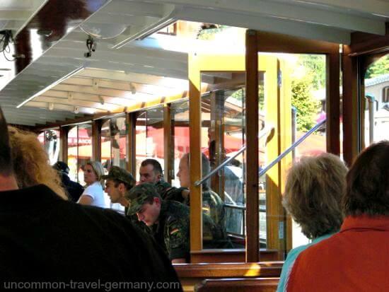 electric boat, konigssee, berchtesgaden