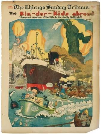 Lyonel Feininger From Cartoons To Cubism