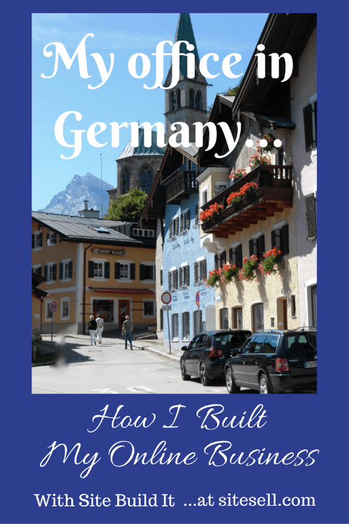 Berchtesgaden Germany, My Site Build It Review