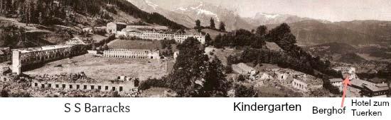 obersalzberg ruins, berghof