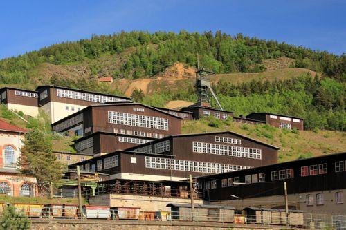 rammelsberg mine, goslar