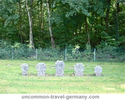 stalag 13, russian graves