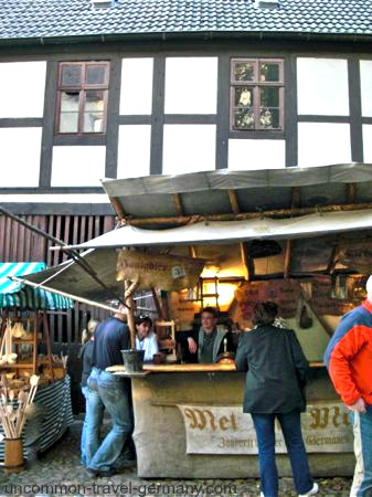 wittenberg germany pottery fair