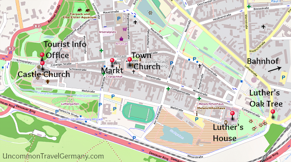 Wittenberg, Germany: Martin Luther's Town