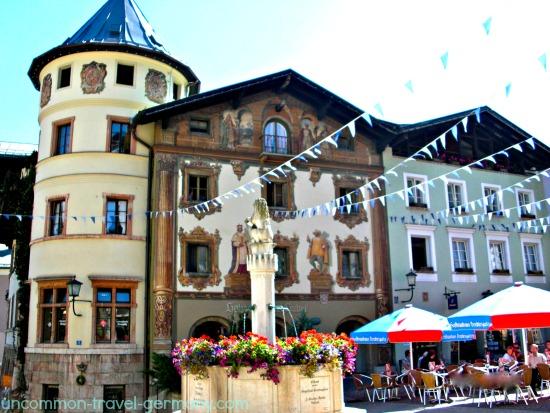 berchtesgaden markt, germany