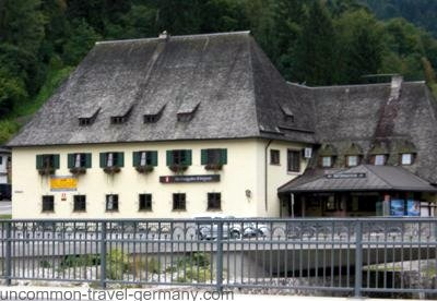 berchtesgaden germany, tourist information center