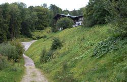 hotel zum turken, berghof path