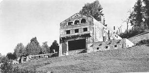 berghof ruins, 1945