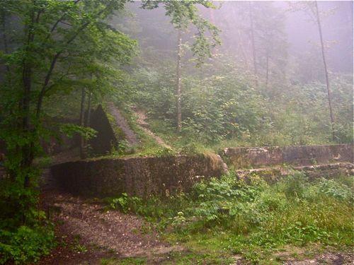hitlers berghof ruins, 2009