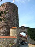 hammelburg, saaleck castle