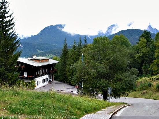 hotel zum turken, berchtesgaden hotels, obersalzberg, germany