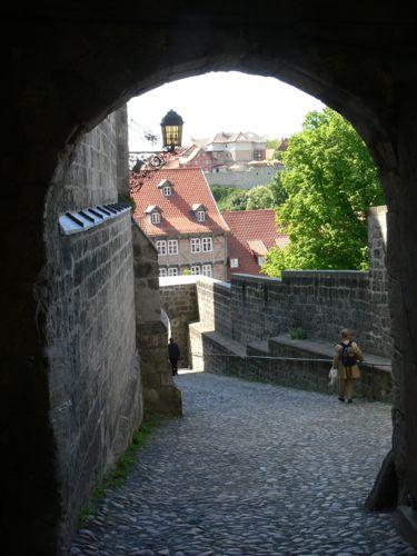 Burgberg gateway