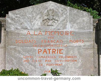 stalag 13, french pow grave