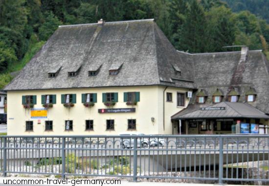 tourist information center, berchtesgaden