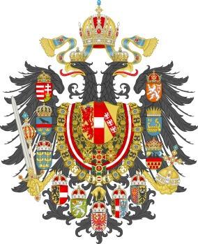 Imperial Coat of Arms, Austria
