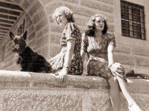 Eva and Gretl Braun at the Eagle's Nest thumbnail