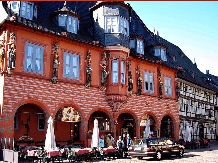 Goslar Kaiserworth Hotel
