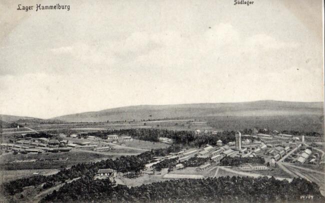 Lager Hammelburg, POW camp, Sudlager, 1917