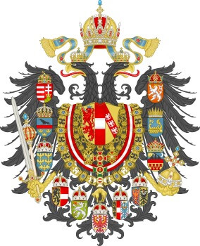 Imperial Coat of Arms, Austria