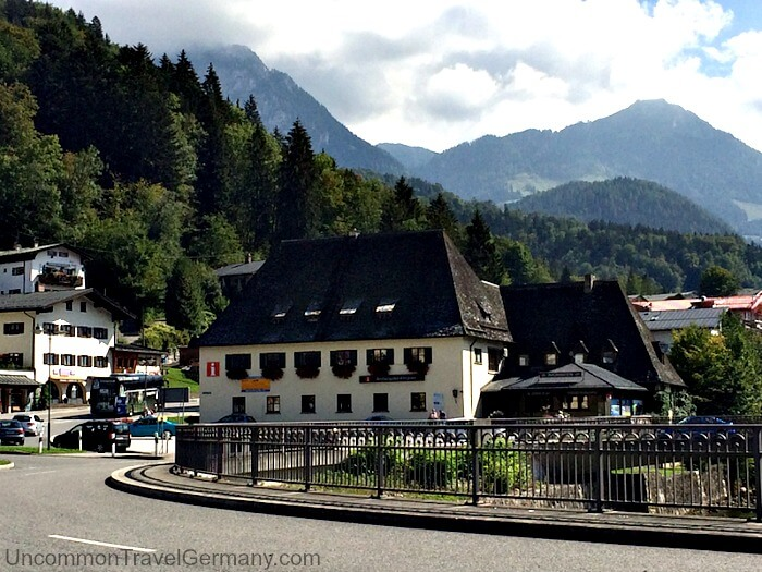 Tourist Information Center for Berchtesgaden