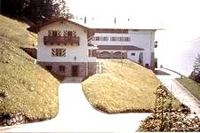 Colored image of Hitler's Berghof, side view