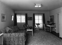 Eva Braun's room at the Berghof