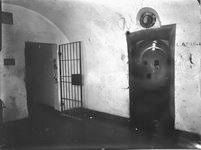 Hitler's bunker at the Berghof, doors