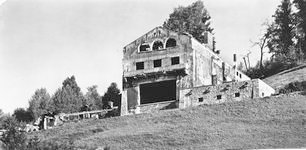 Berghof after bombing