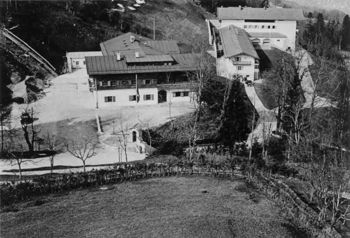 Hotel zum Turken and Hitler's Berghof