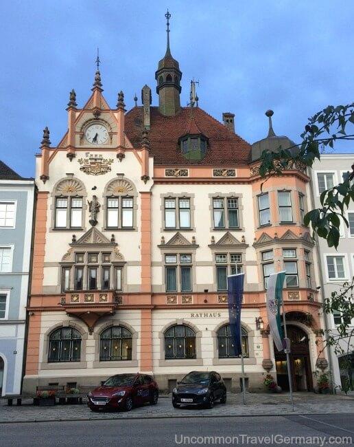 Rathaus in Braunau am Inn