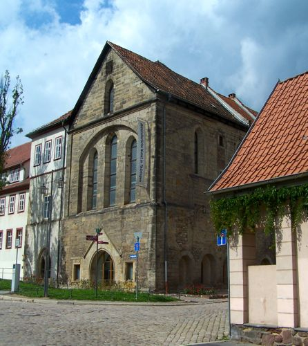 Predigerkloister, Eisenach Germany