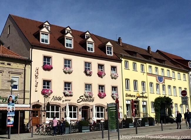 Hotel Stadtcafe in Hammelburg