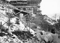 Construction of the Berghof